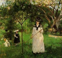 莫里索 印象派女画家