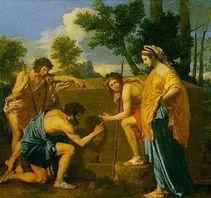 普桑 法兰西绘画之父