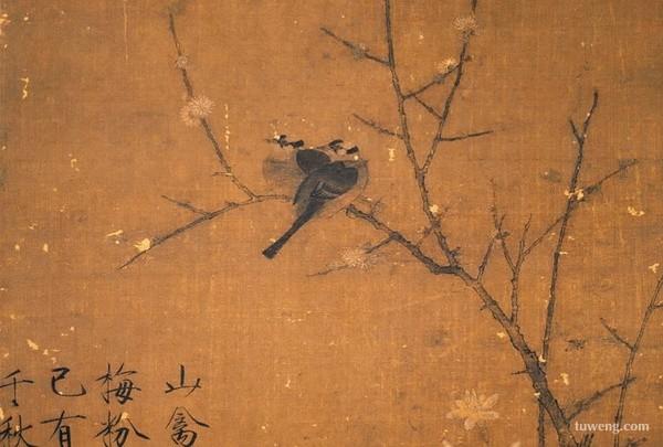 (转 ) 宋徽宗花鸟画赏析 - 小吏 - 游荡乐海