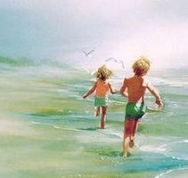 童年是最美的水彩