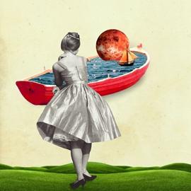瑞士插画师Julia Geis