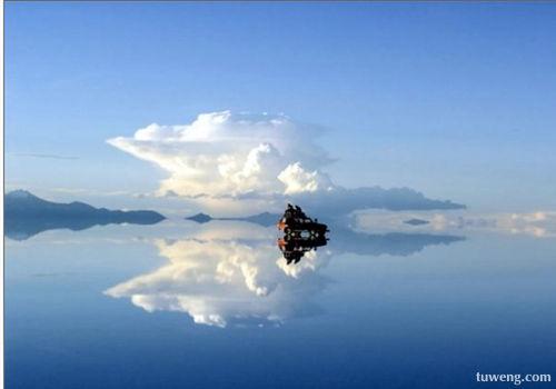 探秘地球上最怪异美景