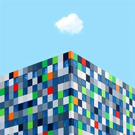多彩的建筑 童话般纯粹