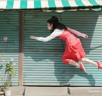 东京漂浮少女