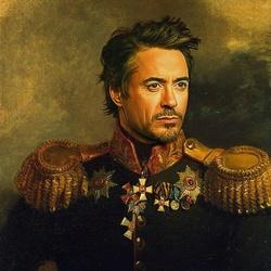 名人新古典主义绘画