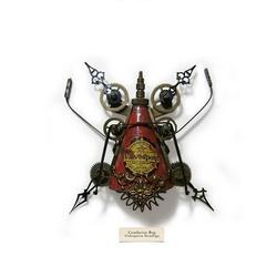 精美的旧物设计机械昆