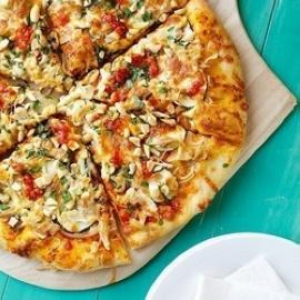 饿了、来块披萨吧